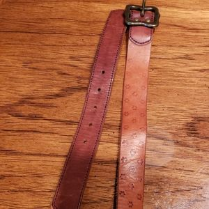 Anthropologie style belt